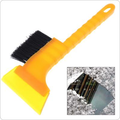 Multifunction Automobile Snow Shovel Two In One Long-Handled with Brush and Oxford Shovel Head for Cars