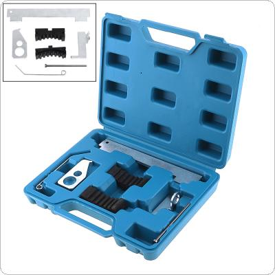 7pcs 1.6 1.8 Camshaft Tensioning Locking Alignment Timing Tool Kit for Chevrolet