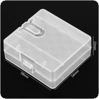 TrustFire Portable Waterproof Hard Plastic Case Holder Storage Box for 2pcs 9V Batteries