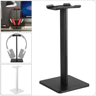Fashion Display Headphone Stand Holder with Anti-slip Bottom and Flexible Headrest for Headset