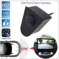 420 TVL HD Car Front View Camera Night Vision 170 Wide Degrees Logo Embedded Fit for Honda