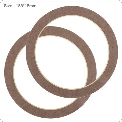 6.5 Inch Car Speaker Pad Horn Pad Quakeproof Wooden Gasket for Cars