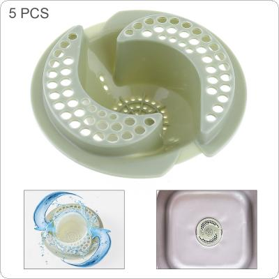 5pcs Diversion Type Sink Filter with Plastic Antiblocking Filter for Bathroom Kitchen
