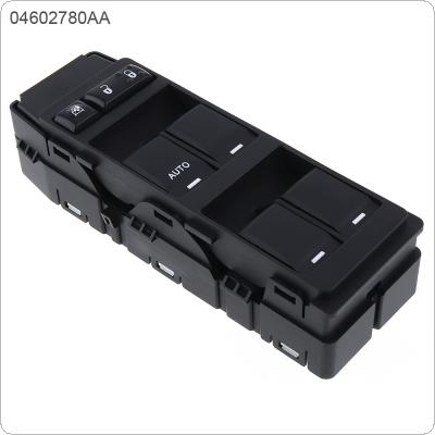 Car Window Lifting Switch Electric Window Switch Folding 04602780AA for Chrysler 300C Dodge Jeep