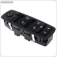 Car Window Lifting Switch Electric Window Switch Folding 4602632AG for Chrysler Dodge Jeep