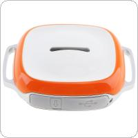 GT011 Waterproof Mini GPS Tracker Locator with WIFI GSM GPRS Tracker Fit for Pets Cats Dogs
