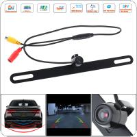 CMOS Waterproof Car Rear View Reverse Backup Butterfly Camera Night Vision Parking Reversing Assistance