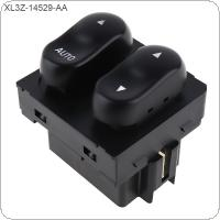 Car Window Left Front Lifting Switch Electric Window Switch Folding XL3Z-14529-AA for Ford