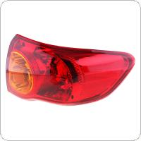 Waterproof Durable Rear Brake Lamps Outer Right Driver-side Tail Light Right for 2008 2009 2010 Toyota Corolla