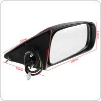 Non-Folding Durable Right Side Mirror Right Hand RH Mirror for 97-01 Toyota Camry CE / LE / XLE Sedan 4-Door