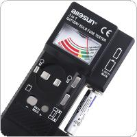 BT6 3 IN 1 Mini Portable Digital Multifunction Battery Charge Tester for Battery / Light Bulb / Fuse