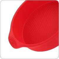 Circular Silicone Cake Mold with Thermal Stability Non Deformation Baking Tool for Home