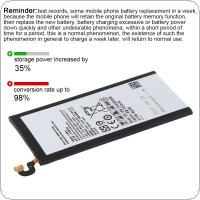 EB-BG920ABE 3.85V 2550mAh Rechargeable Built-in Polymer Li-ion Replacement Battery Phone Accumulator Fit for Samsung Galaxy S6 G9200 G9208 G9209