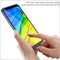 IPAKY TPU + PC Soft Silicone Anti-friction Phone Cases with Metal Touching for XIAOMI 5