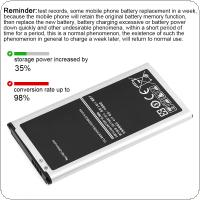 EB-BG900BC 3.8V 2800mAh Rechargeable Built-in Li-ion Replacement Battery Phone Accumulator Fit for Samsung