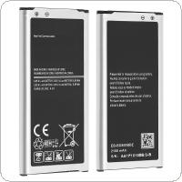 BG800BBE 3.85V 2100mAh Rechargeable Built-in Li-ion Replacement Battery Phone Accumulator Fit for Samsung