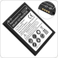 EB425161LU 3.7V S3mini 1900mAh Rechargeable Built-in Li-ion Replacement Battery Phone Accumulator Fit for Samsung I8160 S7572 S7562 S7568 I8190 I669 S3mini8