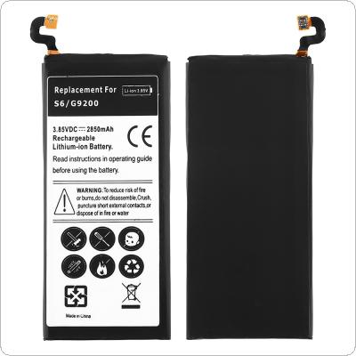 EB-BG920ABE 3.85V 2850mAh Rechargeable Built-in Li-ion Replacement Battery Phone Accumulator Fit for Samsung