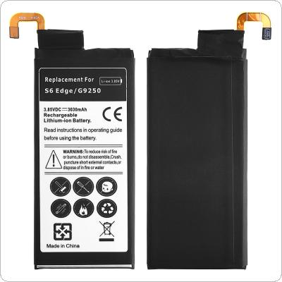 EB-BG925ABE 3.85V 3030mAh Rechargeable Built-in Li-ion Replacement Battery Phone Accumulator Fit for Samsung