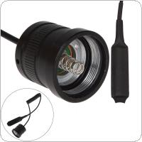 Remote Pressure Switch for E5 LED Torch Flashlight