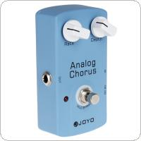 JOYO JF-37 Analog Chorus Guitar Audio Effect Pedal with True Bypass