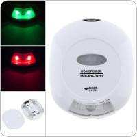 LED Energy-efficient Toilet Light Supplier With Red Green Light for Home