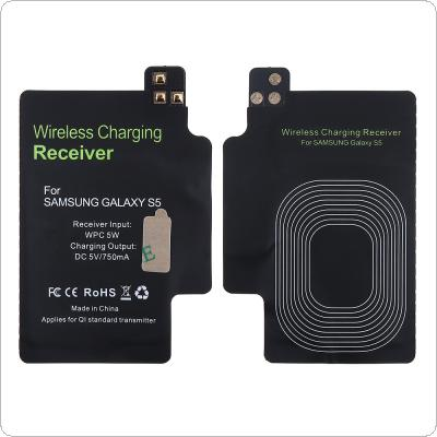 5V 750mA Current WPC 5W Wireless Charger Charging Receiver Module Fit for Galaxy S5