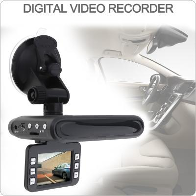 2 in 1 Radar Detector Camera and Car DVR HD Dash Camera Recorder with G-Sensor, Loop Recording,Motion Detection