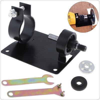 5pcs/set 13mm Electric Drill Cutting Seat Stand Holder Set with 2 Wrenchs and 2 Gaskets for Polishing / Grinding