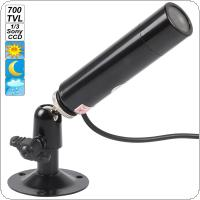 "960H 700TVL Effio-e CCD Waterproof Mini Hidden Surveillance Bullet CCTV Camera with 1/3"" Sensor"
