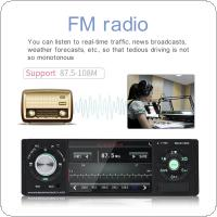 4.1 Inch 1 Din HD Car Stereo Radio Bluetooth MP3 MP5 Player Support USB / FM / TF / AUX with Remote Control