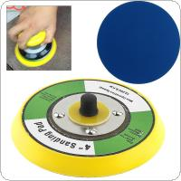 4 Inch Professional 12000RPM Double-acting Random Orbital Sanding Pad with Smooth Surface for Polishing and Sanding