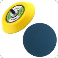 3 Inch Professional 12000RPM Double-acting Random Orbital Sanding Pad with Smooth Surface for Polishing and Sanding