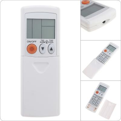 KELANG KD06ES Air Conditioner Remote Control with HD Screen Support 2 AAA Batteries for Mitsubishi Air Conditioner KD06ES