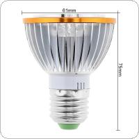 E27 5W Energy Saving LED Warm White Spot Light Lamp with High Brightness
