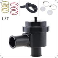 Aluminum Black Racing Turbo Charger Blow Off Valve BOV Blow Dump High Performance Blow Off Adaptor Car Valve