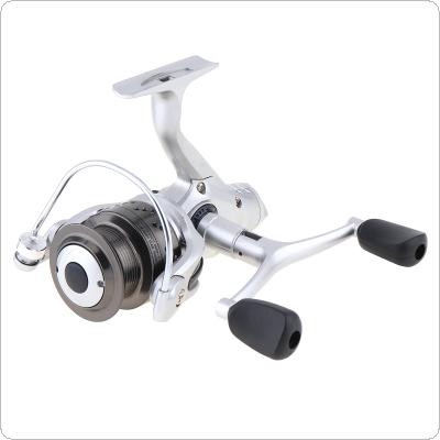 Double Braking Carp Fishing Reel 3000 Series 13BB Max Drag 8KG / 18LB Metal Spinning Reel