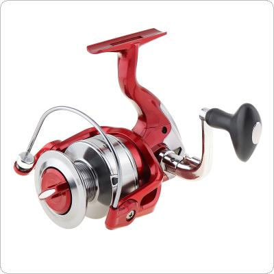 7000 Series Metal Spinning Fishing Reel 13+1BB 4.7:1 Anti-Corrosion Carp Fishing Wheel with No-Gap Reaction Structure