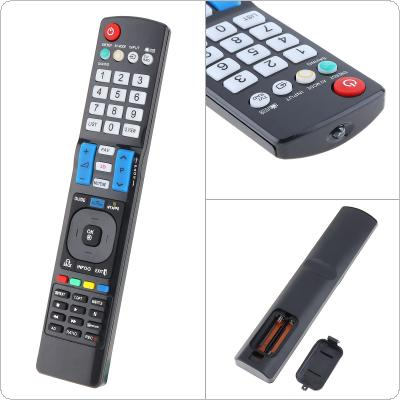 Universal TV Remote Control Replacement Support 2 x AAA Batteries with Long Transmission Distance for LG Smart 3D LED LCD HDTV TV APPS