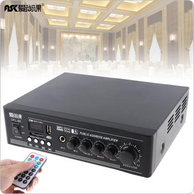 UFL-60 50w Bluetooth Constant Pressure Amplifier with USB Playback Function for Background Music System