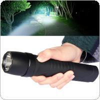 Portable 5W 450Lumens XP-G2 R5 LED Flashlight Glare Rechargeable Waterproof  IP68 2 Meters Underwater  with 5 Mode for Hunting / Hiking / Night Fishing