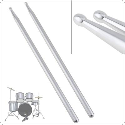 5A Aluminium Alloy Drum Sticks for Jazz Drum and Dumb Drum Pad Practicing Strength Endurance Exercises