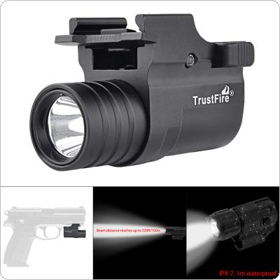 230LM CREE XP-G2 LED Handheld Military Weapon Lights Pistol Torch Light Tactical Flashlight with 2 Mode for Hunting Lighting