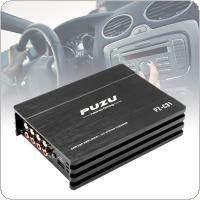 31 Bands 4x150W Car Digital Audio Processor DSP Amplifier with Bluetooth WIFI Functions Support  Computer Phone EQ High Precision Tuning