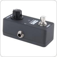 KOKKO Mini Electric Guitar Bass Effect Pedal SOS Recording Support 5 Minutes Record Loop Store True Bypass Full Metal Shell