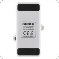 KOKKO Mini Electric Guitar Bass Effect Pedal COMPRESSOR Fully Analog Circuit True Bypass Full Metal Shell