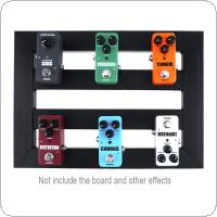 KOKKO Mini Electric Guitar Bass Effect Pedal OVERDRIVE Delivers Warm Natural Overdrive Sound True Bypass Full Metal Shell