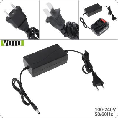 VOTO 180cm Universal Power Adapter of Lithium Impact Electric Wrench Support US / EU Power Source