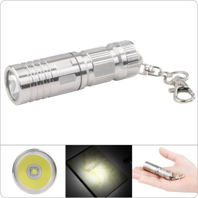 TrustFire MINI08 Waterproof 3W 180LM Lithium Battery USB Rechargeable Flashlight with 3 Modes for Outdoor Activities / Daily Life Carrying Around