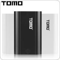 TOMO T3 USB Li-ion Intelligent Battery Charger Portable LCD Smart DIY Mobile Power Bank Case Support Apple / Android Input Interface for Smartphone